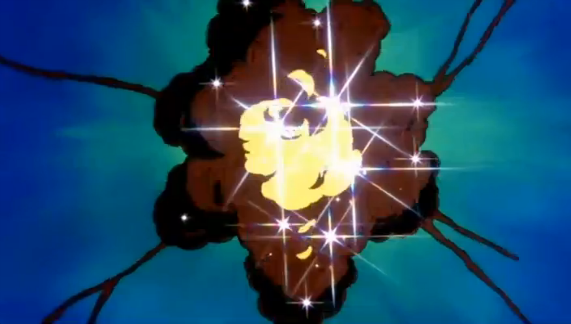 File:Goku is Ginyu and Ginyu is Goku - Ginyu's barrage attack explosion.PNG