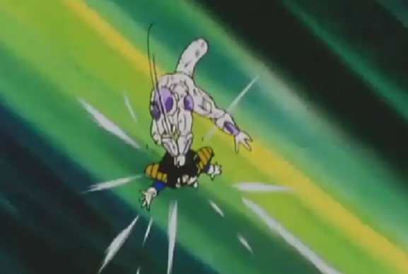 File:Frieza hits gohan on the head.png