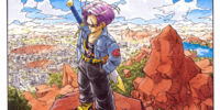 Future Trunks/Gallery