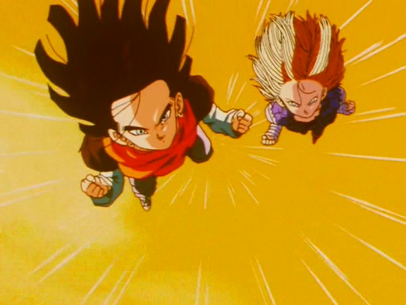 File:17 and 18 Attack Gohan and Trunks.png