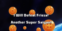 I Will Defeat Frieza! Another Super Saiyan