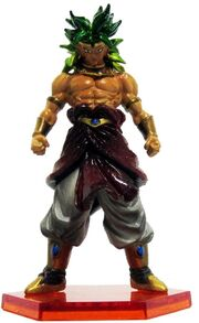 Banpresto LegendofSaiyan 28 Kai broly 2012 firststage