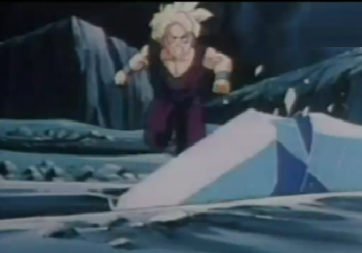 File:Gohan runing to hlep goku.png