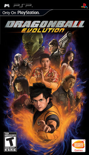 dragonball evolution game free