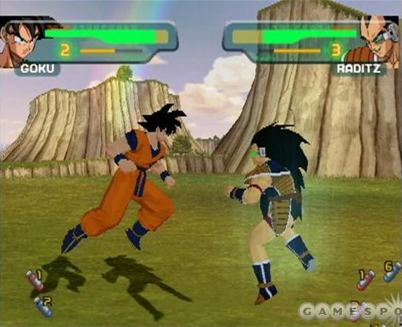 File:Goku Raditz Budokai 4.jpg