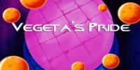Vegeta's Pride