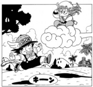 AraleGoku&GokuArale