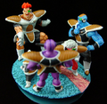 MegaHouse special ginyu set alternate b