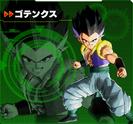 Gotenks XV2 Character Scan