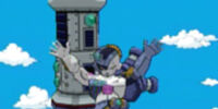 Frieza's rocket launcher
