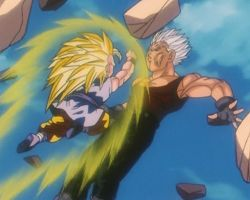 File:Kid goku ssj3 fight with baby vegeta.jpg