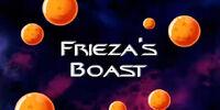 Frieza's Boast