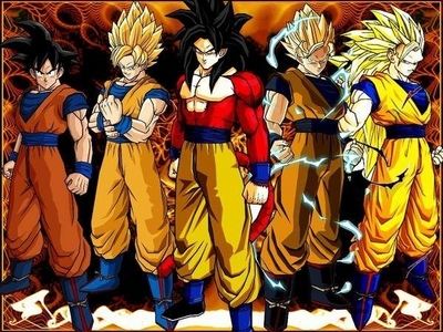 File:Goku all ssj forms.jpg