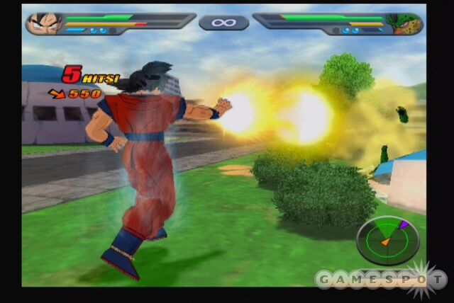 File:Goku Cell 2 Budokai Tenkaichi.jpg