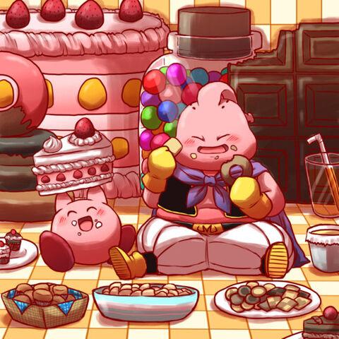 File:Kirby&MajinBuuKawart.jpg