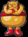 Winnie the Pooh Beast Mode full
