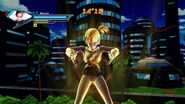 DBXV Female Saiyan Future Warrior (SSJ) Vegeta Battle Suit (Frieza Saga) Shocking Death Ball (Ultimate Skill) EBfbS1U