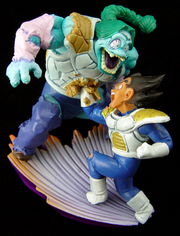 MegaHouse Neo Zarbon Monster Vegeta
