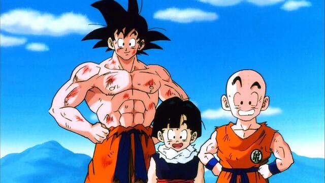 File:Goku, Krillin, and Gohan (Lord Slug).jpg