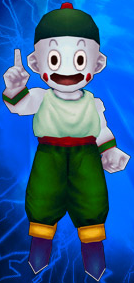 Chiaotzu Ultimate Butoden