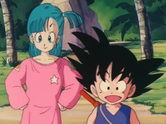 File:Goku and Bulma watching the turtle in the ocean.jpg