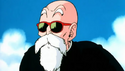 Roshi defeated them all easily