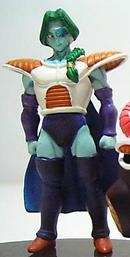 Bandai 2004 Soul of Hyper Figuration Zarbon