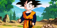 List of techniques used by Goten