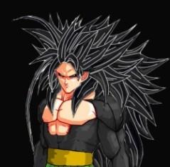 Goku Super Saiyan 10000000000000000000000000000000000000000000000000000000000 vegeta jr ssj 100