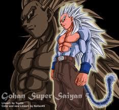 Goku - Super Saiyan 5 by AlphaDBZ on DeviantArt