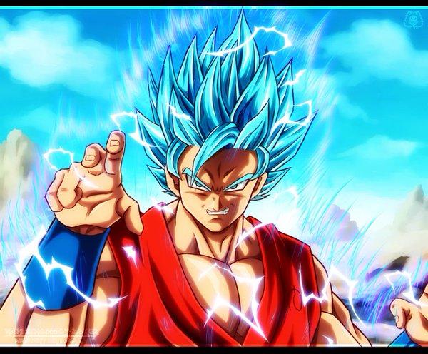 Super saiyan god 2 lotsg dragonball fanon wiki - Foto goku super saiyan god ...
