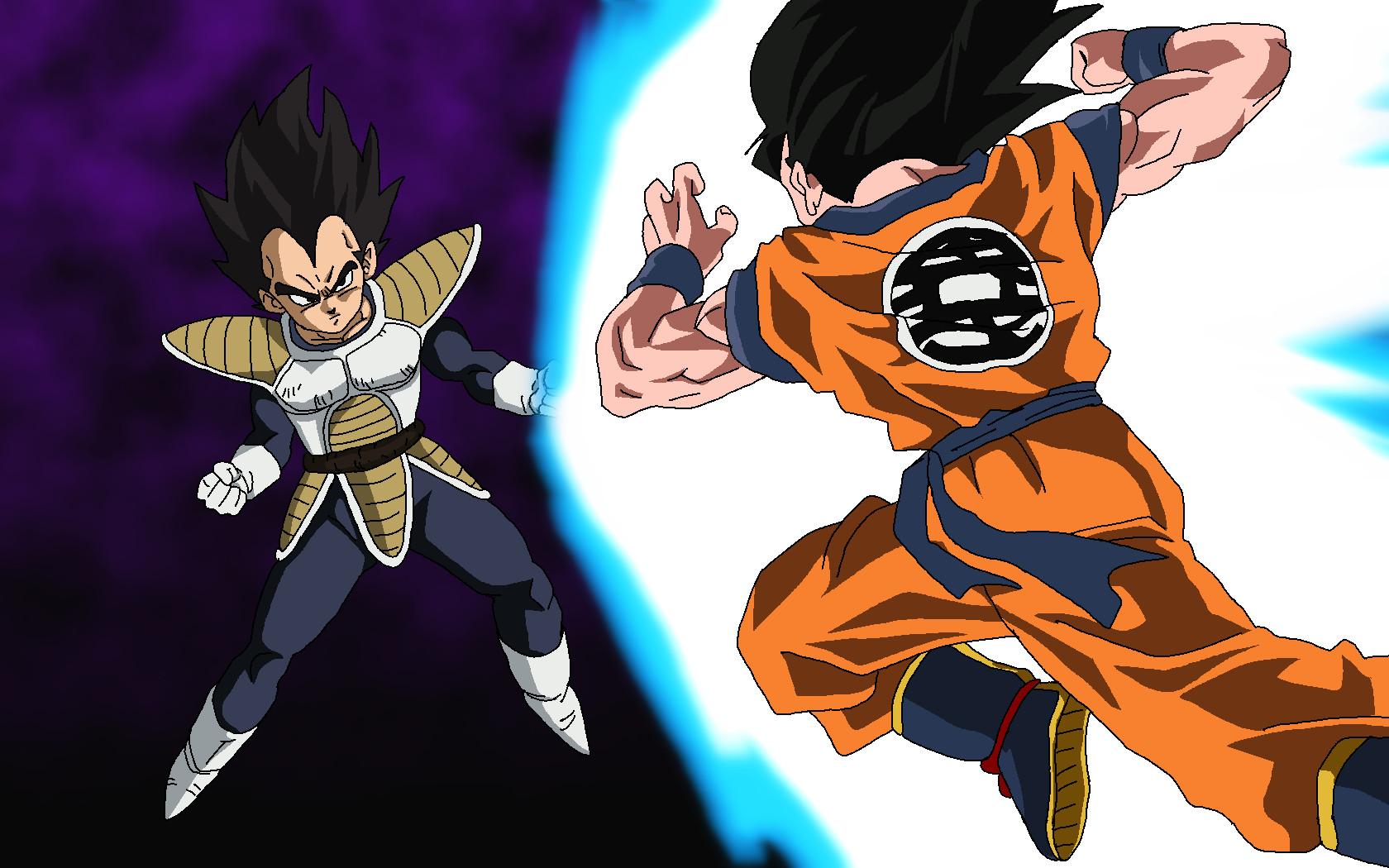 Image - Piccolo Goku Krillin Gohan Frieza.jpg | Dragon