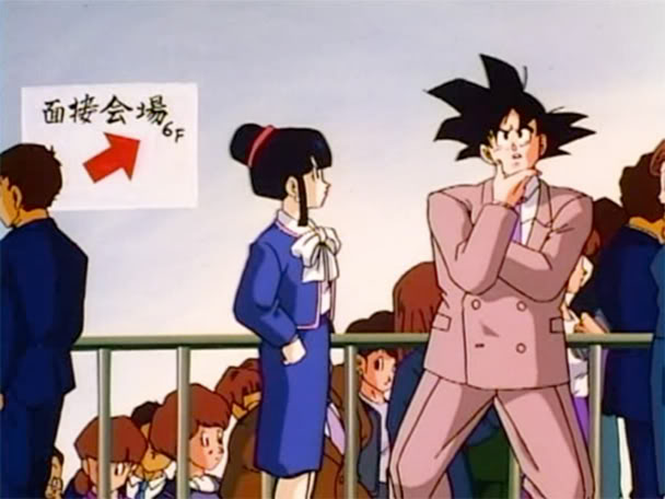 goku and chichi meet fanfiction sites
