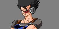 Dragon Ball Z: Legend of Tharos (MajinGogito)