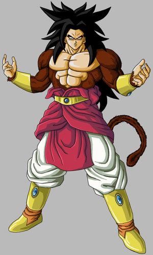 Legendary Super Saiyan 4 Broly