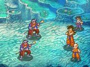 Dragon ball z attack of the saiyans 36