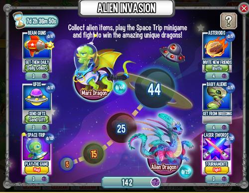 Alien island 2015