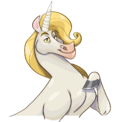 Cortesia the Unicorn