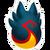 Dark Ash Dragon 0