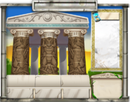 Olympus-Greek Temple-Background