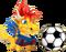 Dragón Futbolista Fase 1