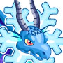 Snowflake Dragon m3