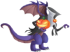 Halloween Dragon 3