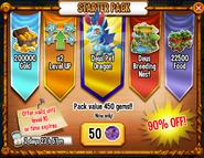 Starter Pack Offer