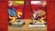 Soccer vs wizard