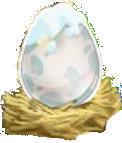 Alpine egg