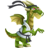 Martial Arts Dragon 2