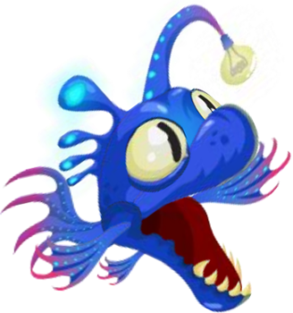 Image - Lantern Fish Dragon 2b.png   Dragon City Wiki ...  Image - Lantern...