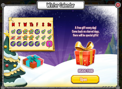 Winter Calender 2014 day 24 FINAL
