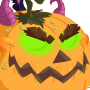 Evil Pumpkin Dragon m3